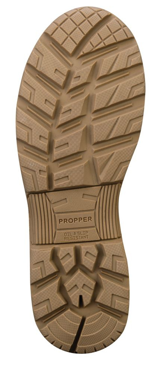 """PROPPER SERIES 100 MILITARY 8"""" BOOTS F4508 / COYOTE"""