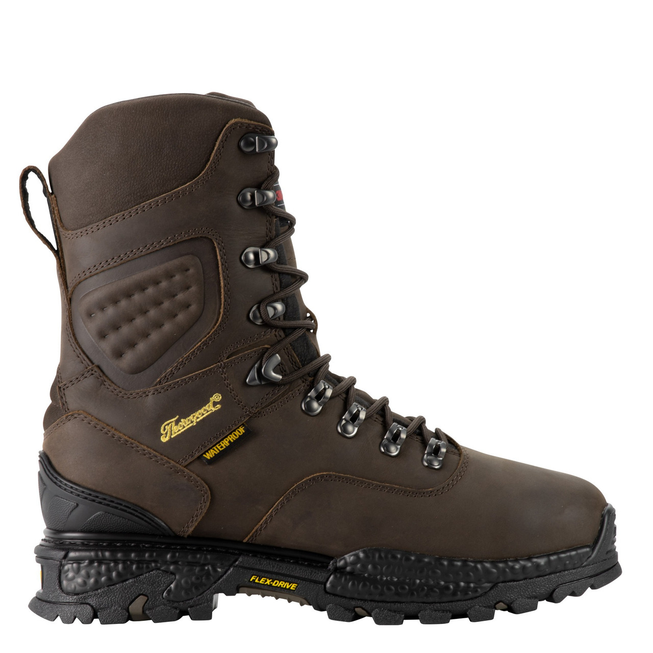 THOROGOOD INFINITY FD SERIES 9″ WATERPROOF 400G INSULATED OUTDOOR BOOTS 864-4089