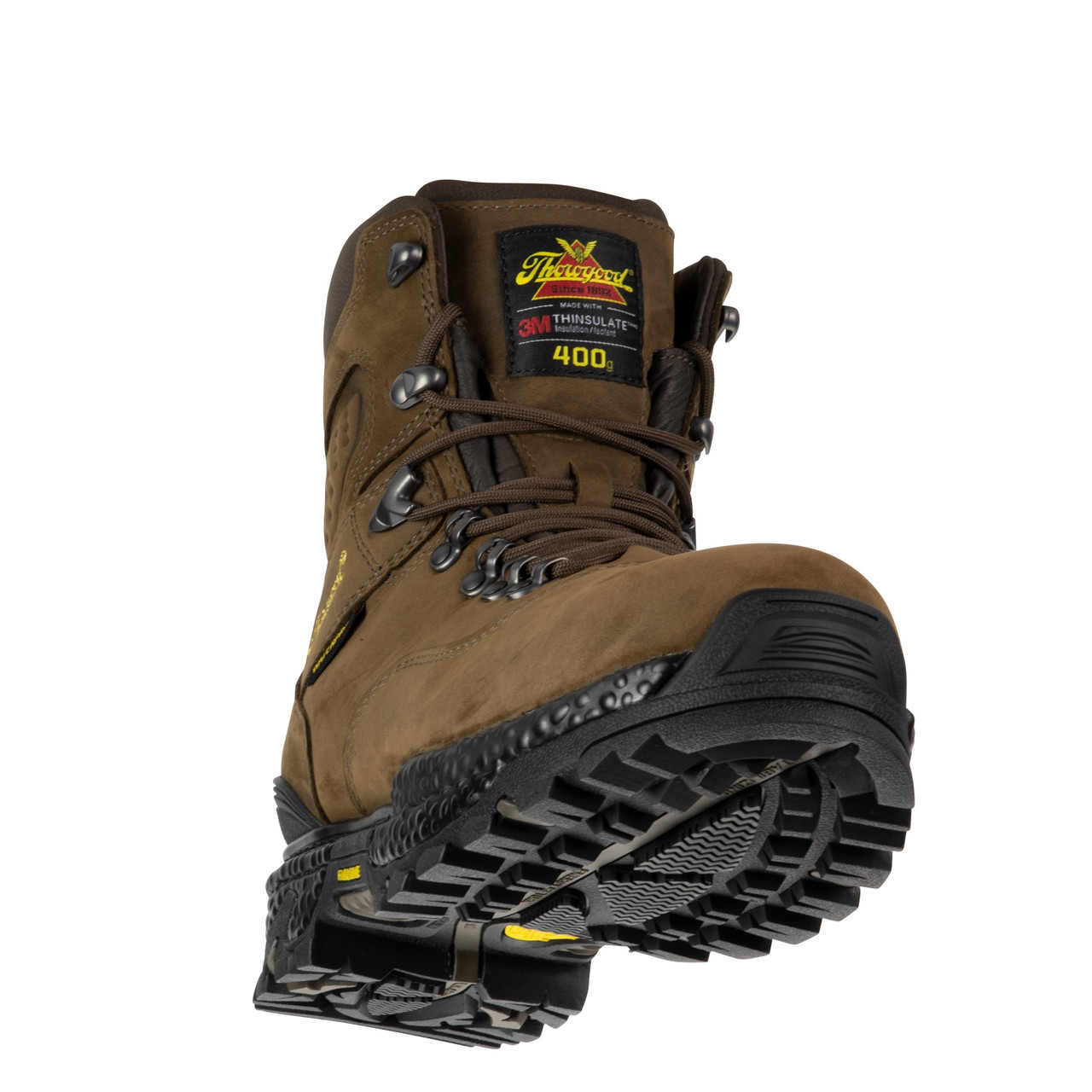 THOROGOOD INFINITY FD SERIES 7″ WATERPROOF 400G INSULATED OUTDOOR BOOTS 864-4187