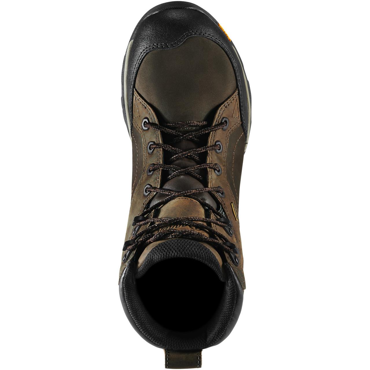"""DANNER® CRUCIAL 6"""" COMPOSITE TOE WATERPROOF WORK BOOTS 15861"""