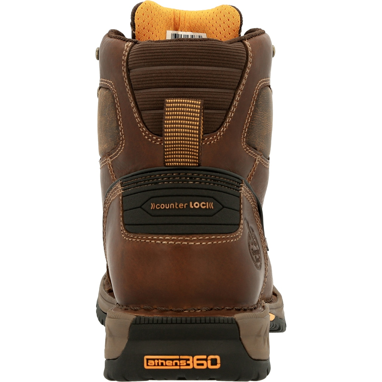 """GEORGIA ATHENS 360 6"""" WATERPROOF WORK BOOTS GB00439 - ALL SIZES"""