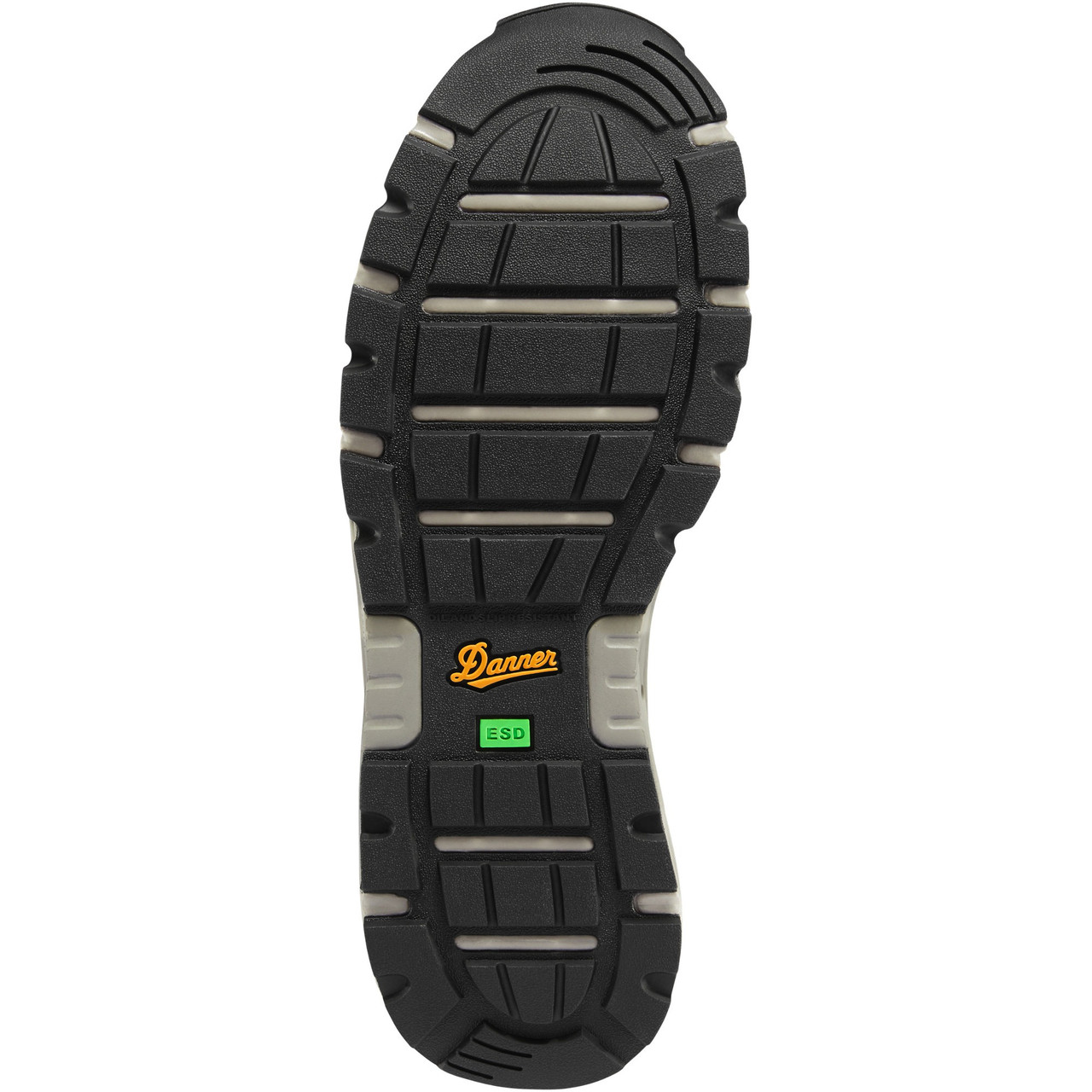 """DANNER® RUN TIME 3"""" BLACK ESD COMPOSITE TOE WORK BOOTS 12372"""