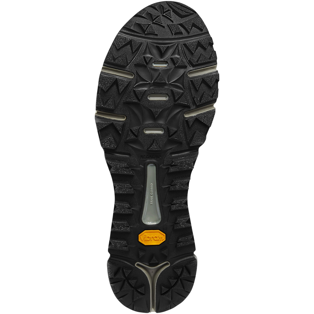 """DANNER® TRAIL 2650 3"""" BLACK/GRAY OUTDOOR BOOTS 61275"""