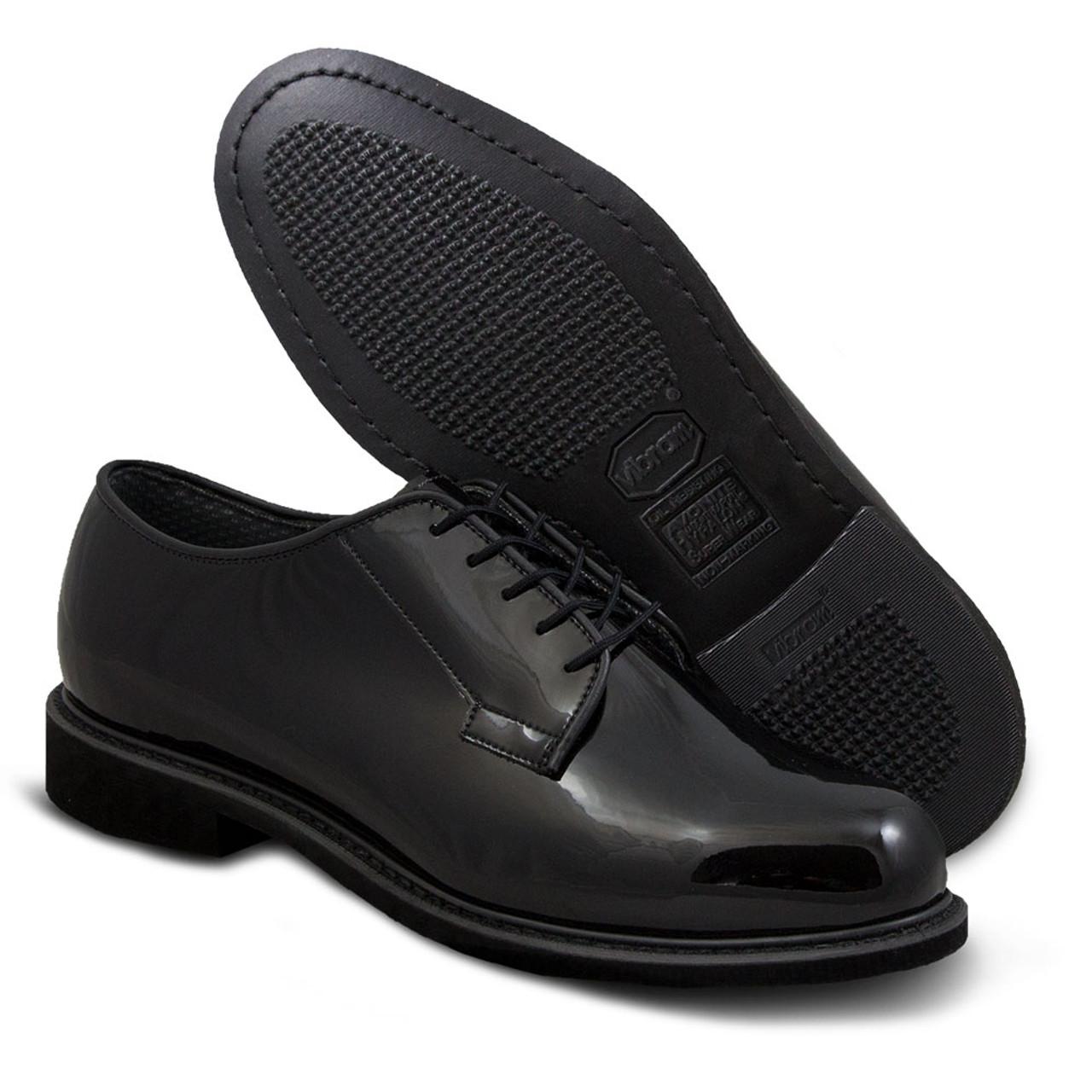 ALTAMA DRESS OXFORD / BLACK