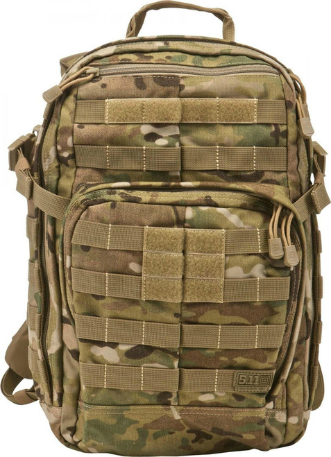 5.11 TACTICAL RUSH 12 BACKPACK COLOR LX 56954 / MULTICAM 169