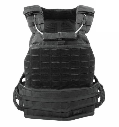 5.11 TACTICAL TACTEC™ PLATE CARRIER 56100 / BLACK (019)
