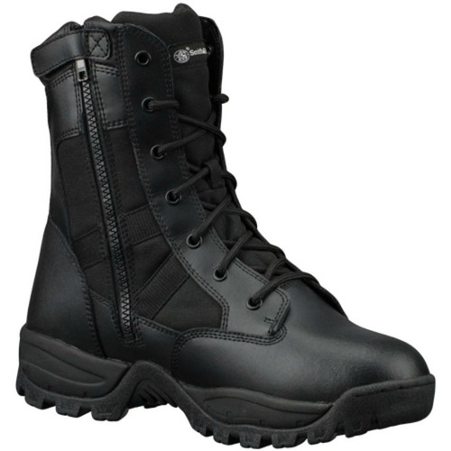 "SMITH & WESSON BREACH 2.0 WATERPROOF 9"" SIDE-ZIP BOOTS 810401"