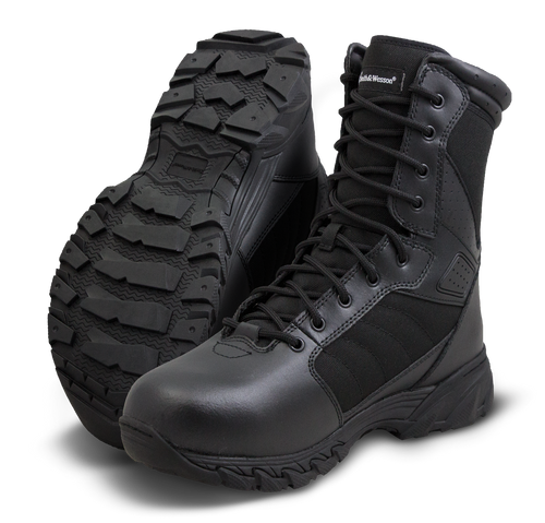 """SMITH &  WESSON BREACH 2.0 SIDE-ZIP 8"""" BOOTS 810203 / COYOTE"""