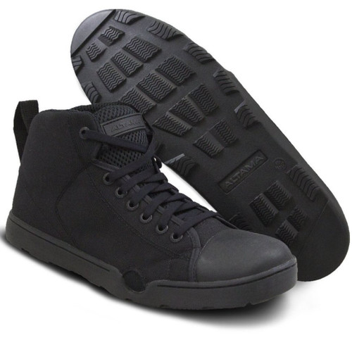 ALTAMA OTB MARITIME ASSAULT MID TACTICAL BOOTS 333001 / BLACK