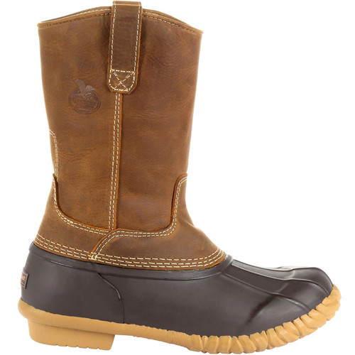 www.gearworldzretail.com  GEORGIA BOOT MARSHLAND UNISEX PULL-ON DUCK BOOT GB00276