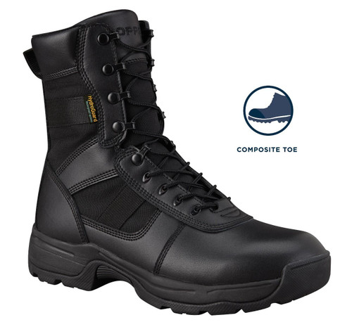 "Propper Series 100® 8"" Side Zip Boot Waterproof Composite Toe F4529"