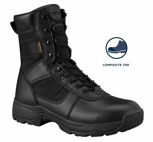"Propper Series 100® 8"" Side Zip Boot Waterproof Composite Toe F4529"