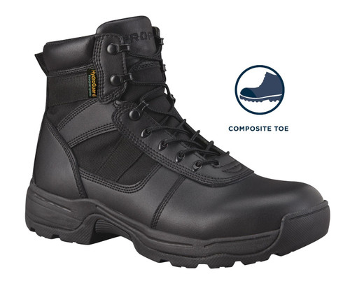 "Propper Series 100® 6"" Side Zip Boot Waterproof Composite Toe F4528"