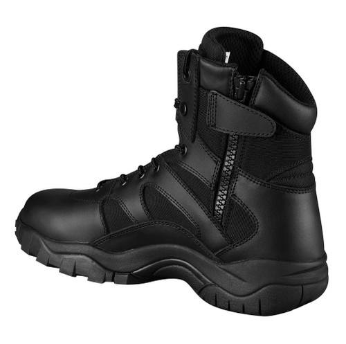 "PROPPER 6"" TACTICAL DUTY SIDE-ZIP BOOTS F4522 / BLACK"