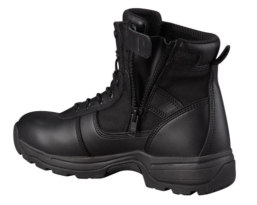 """PROPPER SERIES 100 SIDE-ZIP DUTY TACTICAL 6"""" BOOTS F4506 / BLACK"""