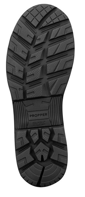 """PROPPER SERIES 100 SIDE-ZIP DUTY TACTICAL 8"""" BOOTS F4507 / BLACK"""
