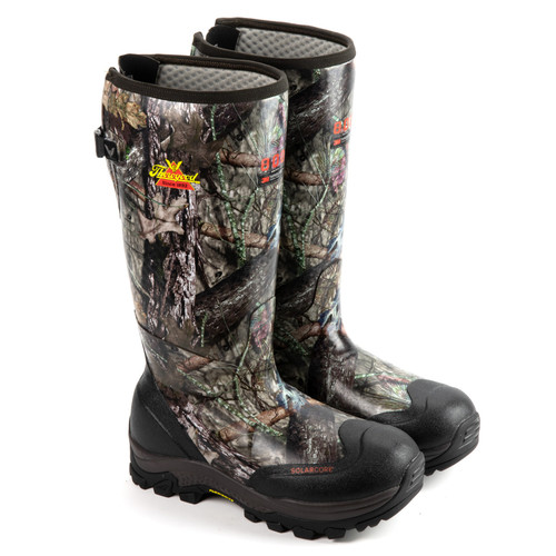 THOROGOOD INFINITY MOSSY OAK BREAK-UP COUNTRY INSULATED RUBBER BOOTS 867-0108