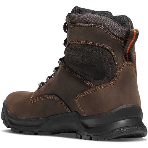 "DANNER® CRAFTER 6"" BROWN WATERPROOF WORK BOOTS 12433"