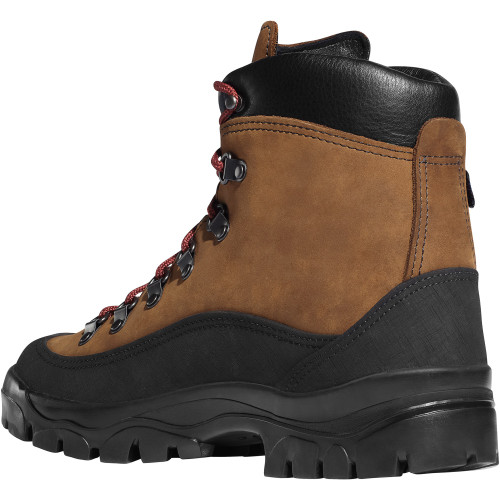"DANNER® CRATER RIM 6"" GORE-TEX WATERPROOF BROWN OUTDOOR BOOTS 37440"