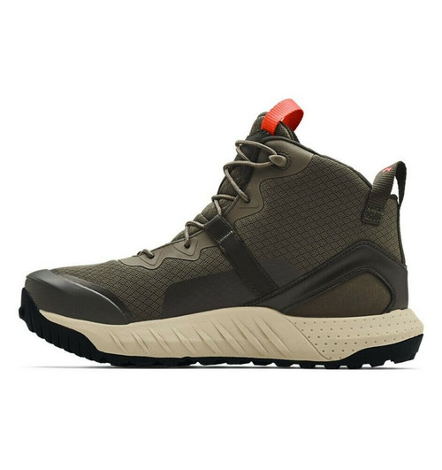 """UNDER ARMOUR VALSETZ MICRO-G MID 6"""" TACTICAL BOOTS 3023741 / VICTORY GREEN (300)"""