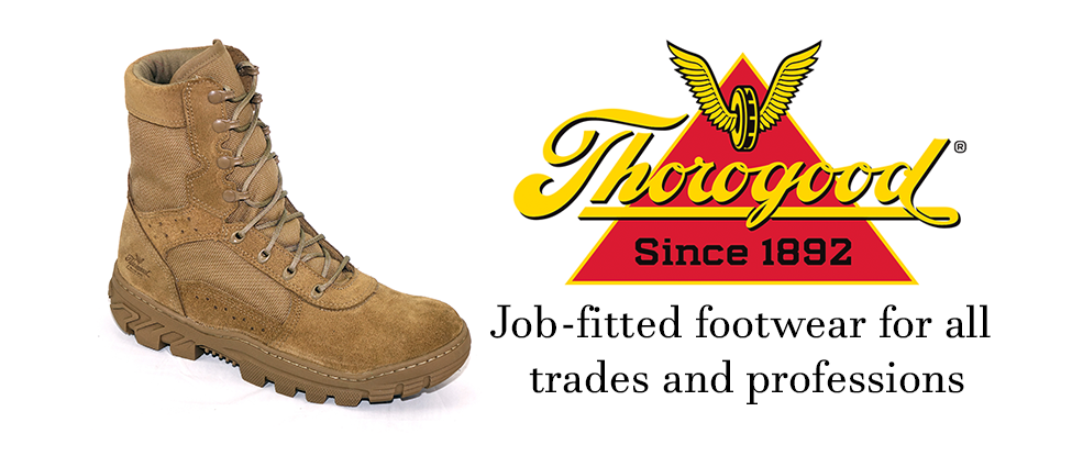 Browse Our Thorogood Boots