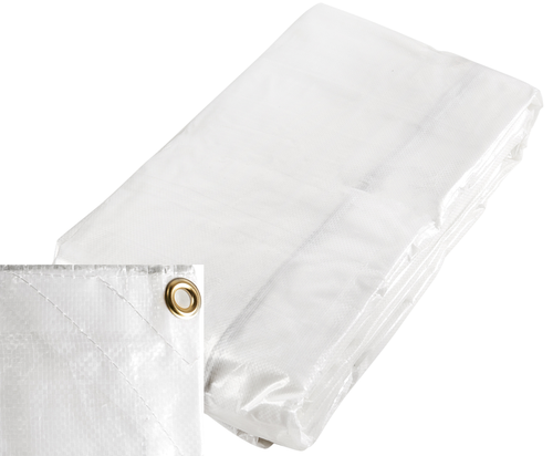 Clear Poly Tarp, cheap fast delivery, clear tarp, good value tarp, Australia delivery