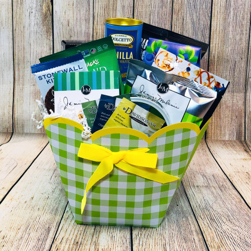 Spring Treats Gift Basket