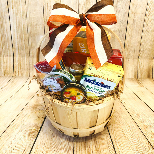 Autumn Bounty Delivery in Anchorage, Alaska Fall Gifts Boss's Day gift basket Thanksgiving
