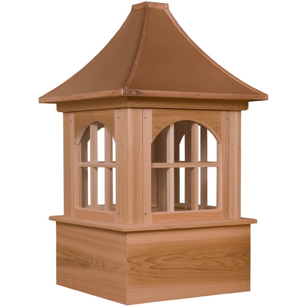 Estate Bethany Cedar Cupola With Windows