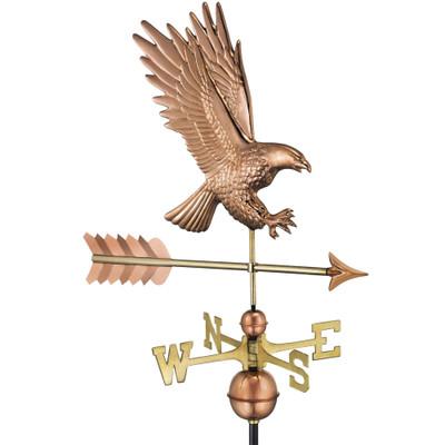 American Bald Eagle Copper Weathervane