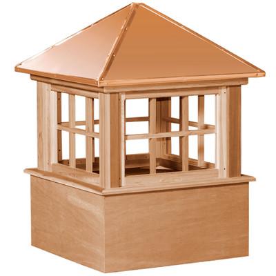 Select Ellsworth Cedar Cupola With Windows