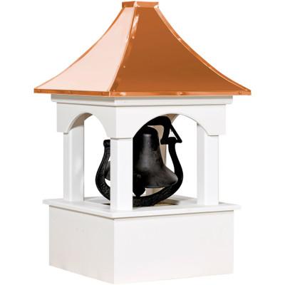 Designer Bell Tower Vinyl Cupola