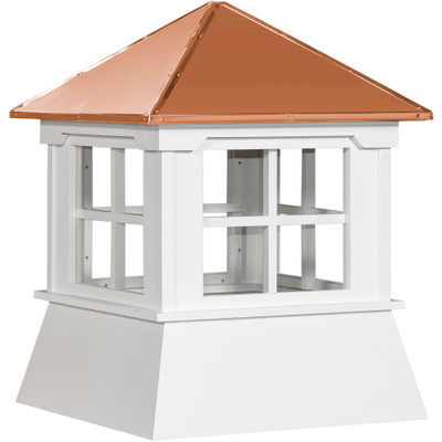Manor Shed Vinyl Cupola With Windows