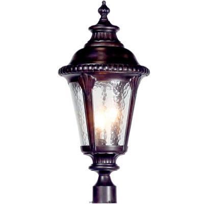 Surrey Glass & Bronze Lantern