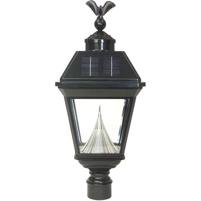 Imperial Black Solor Lantern
