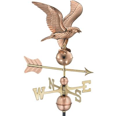 American Eagle Copper Weathervane