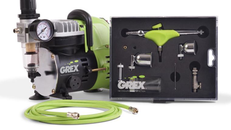 GCK04 Combo Kit - Genesis.XSi3 + AC1810-A Compressor