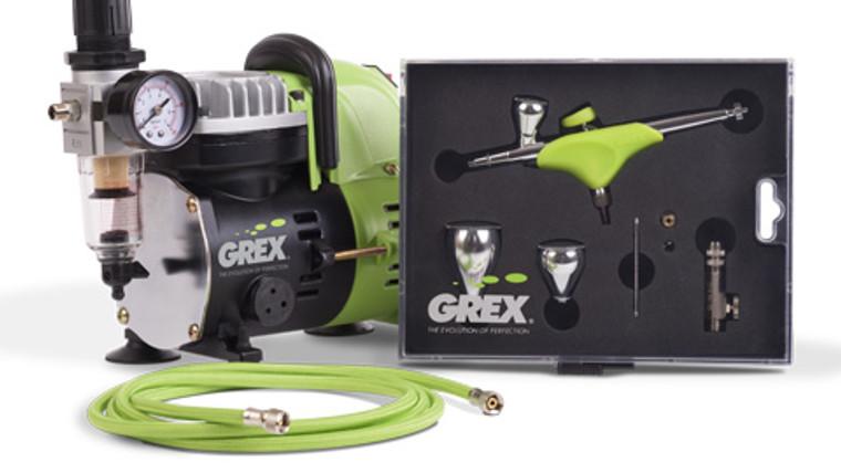 GCK05 Combo Kit - Genesis.XGi3 + AC1810-A Compressor