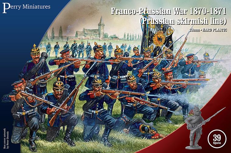 PRU2 Franco - Prussian War 1870 - 1871 (Prussian Skirmish Line)