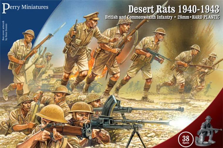 WWI DESERT RATS 1940 - 1943