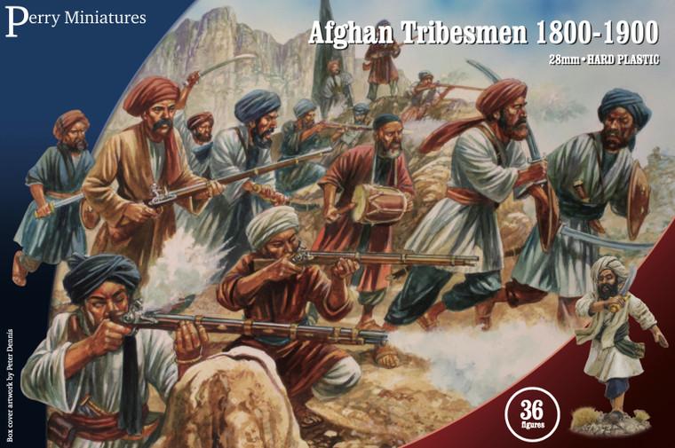 AFGHAN TRIBESMEN 1800 - 1900