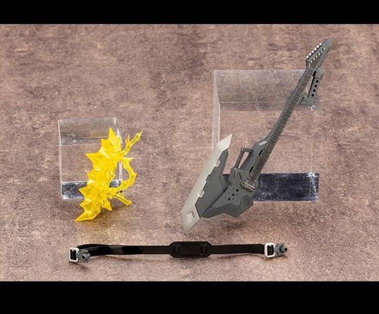 Kotobukiya MSG Weapon Unit 05 Live Axe Guitar
