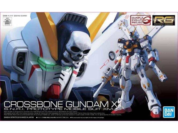 RG 1/144 CROSSBONE GUNDAM X1