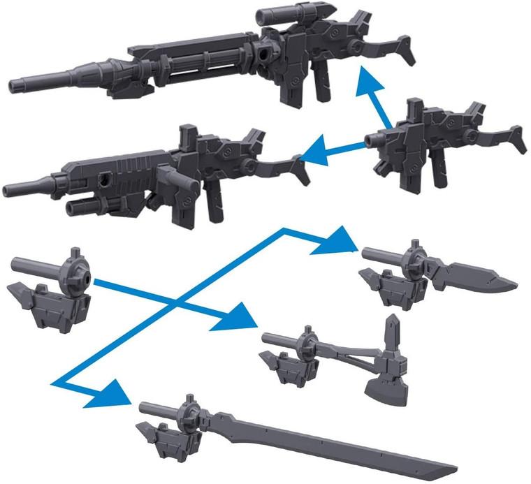 30MM Alto Option Weapon Set 01