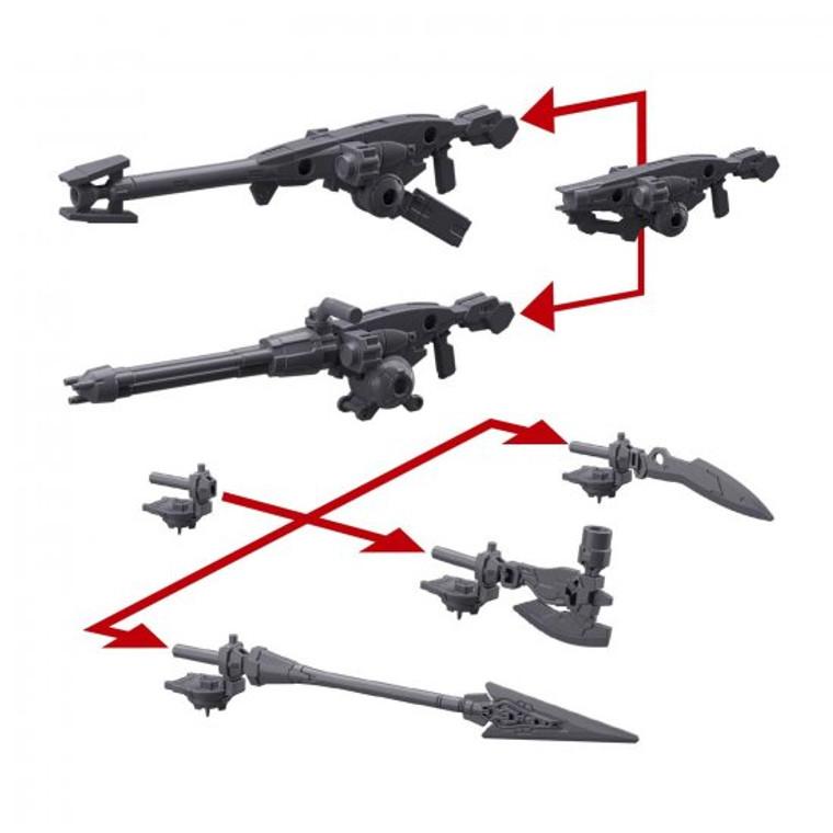 30MM Portanova Option Weapon Set 01