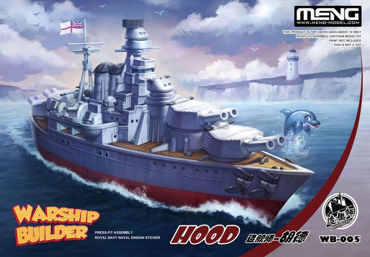 WARSHIP BUILDER - Hood