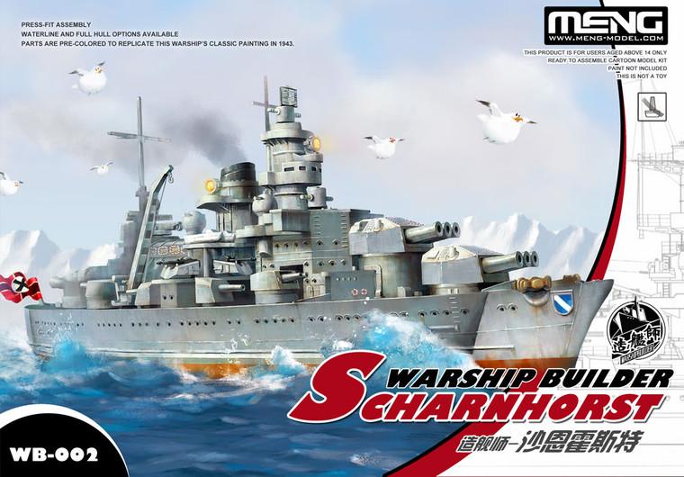 WARSHIP BUILDER - Scharnhorst