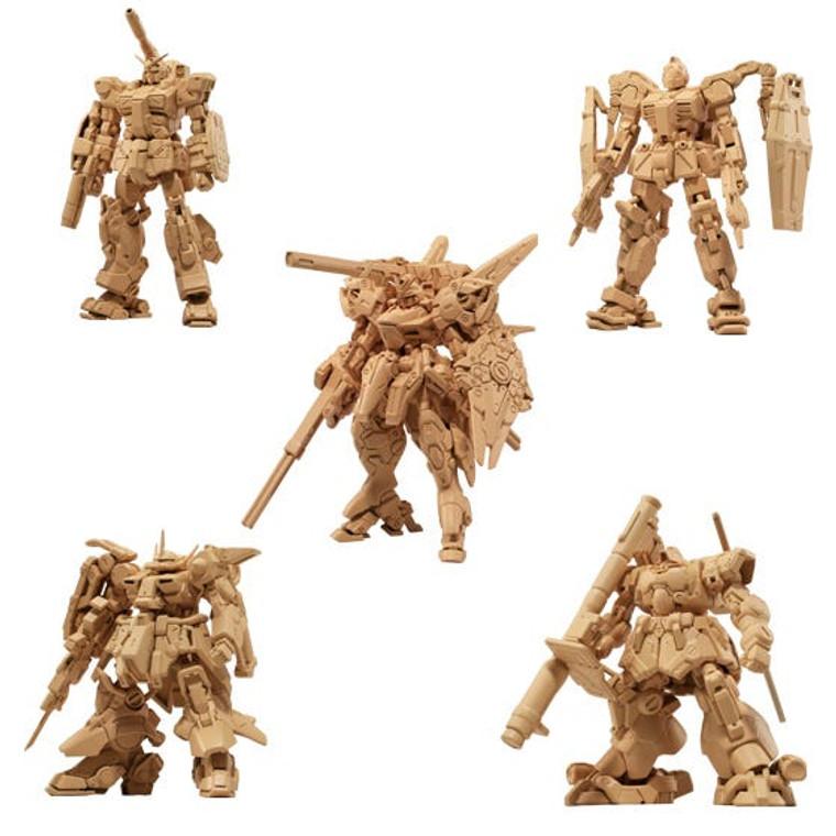 """Gundam Artifact 2 """"Gundam"""", Bandai Shokugan Artifact"""