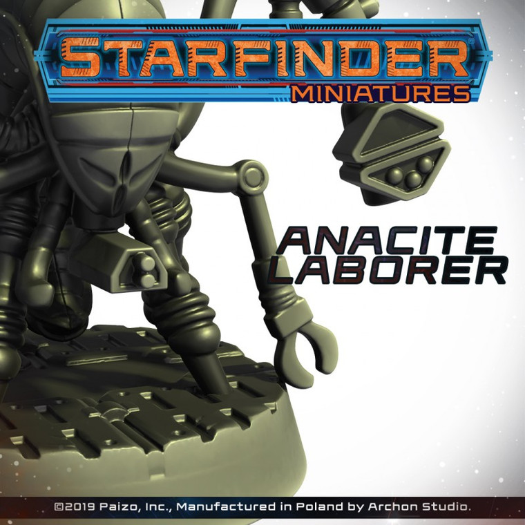 Starfinder: Anacite Laborer