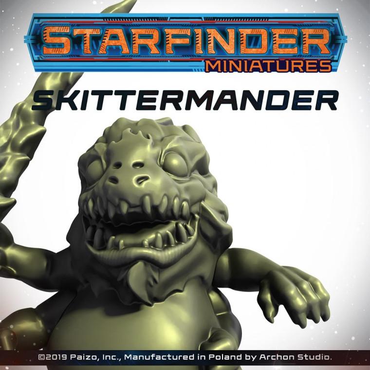 Starfinder: Skittermander